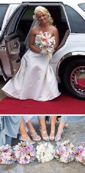 Central Coast Wedding Florist